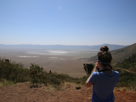 1Anna at Crater